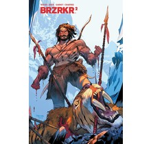 BRZRKR (BERZERKER) #2 2ND PTG MORA