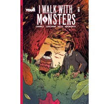 I WALK WITH MONSTERS #6 CVR A CANTIRINO
