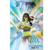 MANY DEATHS OF LAILA STARR #2 (OF 5) CVR B DEL MUNDO FOIL