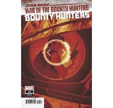 STAR WARS BOUNTY HUNTERS #12 DE IULIS CRIMSON VAR