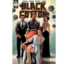 BLACK COTTON #1 Second Printing
