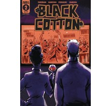 BLACK COTTON #2 (OF 6)