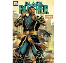 BLACK PANTHER #25 REBORN VAR