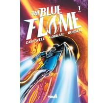 BLUE FLAME #1 CVR A GORHAM