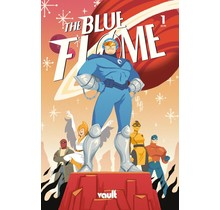 BLUE FLAME #1 CVR B
