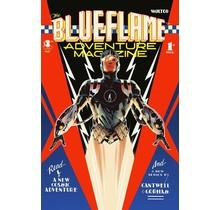 BLUE FLAME #1 CVR C DANIEL