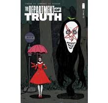 DEPARTMENT OF TRUTH #9 CVR C THOROGOOD