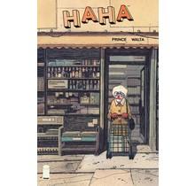 HAHA #5 (OF 6) CVR A WALTA