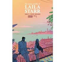 MANY DEATHS OF LAILA STARR #1 (OF 5) 3RD PTG ANDRADE