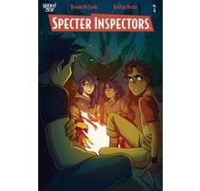 SPECTER INSPECTORS #4 (OF 5) CVR A MCCURDY