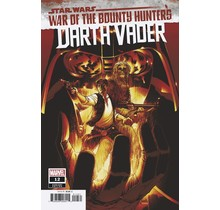 STAR WARS DARTH VADER #12 KUDER CRIMSON VAR