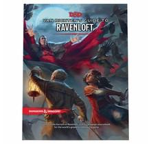 D&D RPG: Van Richten's Guide to Ravenloft