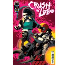 CRUSH & LOBO #1 (OF 8) CVR A KRIS ANKA