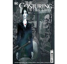 DC HORROR PRESENTS THE CONJURING THE LOVER #1 (OF 5) CVR A BILL SIENKIEWICZ