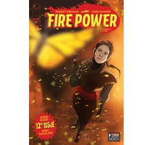FIRE POWER BY KIRKMAN & SAMNEE #12 CVR M PRIDE MONTH VAR