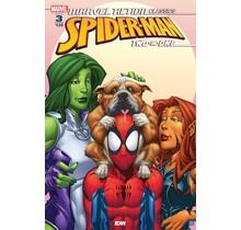 MARVEL ACTION CLASSICS SPIDER-MAN #3