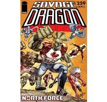 SAVAGE DRAGON #259 CVR A LARSEN