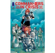 COMMANDERS IN CRISIS #9 (OF 12) CVR A TINTO