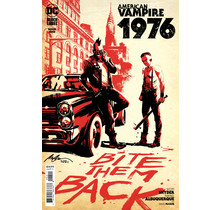 AMERICAN VAMPIRE 1976 #9 (OF 10) CVR A RAFAEL ALBUQUERQUE