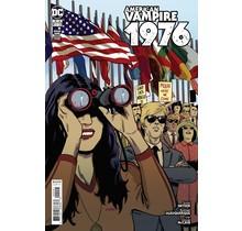 AMERICAN VAMPIRE 1976 #9 (OF 10) CVR B JORGE FORNES CARD STOCK VAR