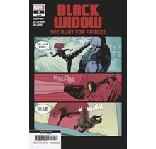 BLACK WIDOW #6 2ND PTG DE LATORRE VAR