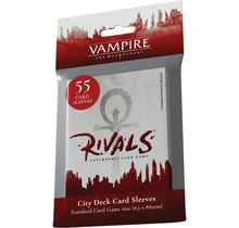 Vampire the Masquerade: Rivals ECG - City Deck Sleeves