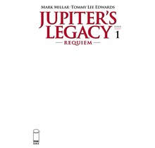 JUPITERS LEGACY REQUIEM #1 (OF 12) CVR G BLANK CVR