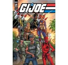 GI JOE A REAL AMERICAN HERO #283 CVR A ANDREW GRIFFITH
