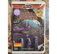 CLAIRE AND THE DRAGONS #1 VHS VARIANT