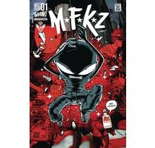 MFKZ #1 CVR C CULT