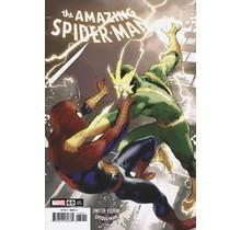 AMAZING SPIDER-MAN #69 PAREL SPIDER-MAN VILLAINS VAR
