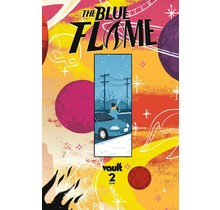 BLUE FLAME #2 CVR B YOSHITANI