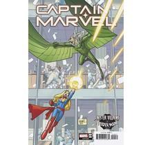 CAPTAIN MARVEL #29 LAFUENTE SPIDER-MAN VILLAINS VAR