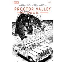 PROCTOR VALLEY ROAD #3 (OF 5) 2ND PTG FRANQUIZ