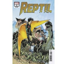 REPTIL #2 (OF 4) RAMOS VAR