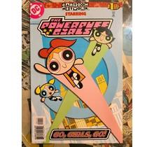 Cartoon Network Starring #1 Power Puff Girls VF/NM