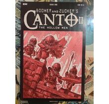 Canto II: Hollow Men #1 1:10 TMNT Homage VF/N?