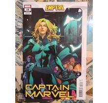 Captain Marvel #18 CVR B NM 1st Lauri Ell NM