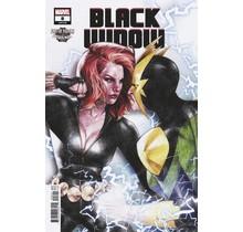 BLACK WIDOW #8 GO SPIDER-MAN VILLAINS VAR
