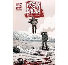 FREAK SNOW #2 CVR B EMMONS