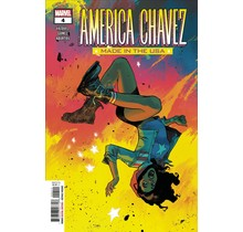 AMERICA CHAVEZ MADE IN USA #4 (OF 5)