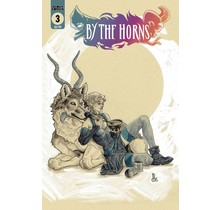 BY THE HORNS #3 (OF 7) 1:10 MARK DOS SANTOS