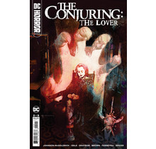 DC HORROR PRESENTS THE CONJURING THE LOVER #2 (OF 5) CVR A BILL SIENKIEWICZ
