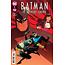 DC Comics BATMAN THE ADVENTURES CONTINUE SEASON II #2 (OF 7) CVR A KRIS ANKA