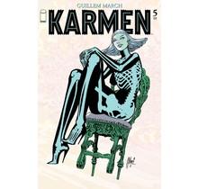KARMEN #5 (OF 5) CVR A MARCH