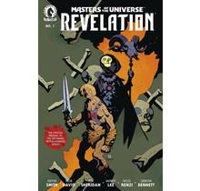 MASTERS OF THE UNIVERSE REVELATION #1 (OF 4) CVR B MIGNOLA &