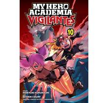 MY HERO ACADEMIA VIGILANTES GN VOL 10