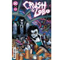 CRUSH & LOBO #2 (OF 8) CVR A AMANDA CONNER