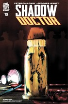 Shadow Doctor #5 Beeda's Exclusive