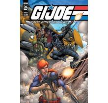 GI JOE A REAL AMERICAN HERO #284 CVR A ANDREW GRIFFITH